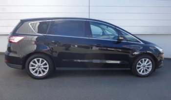 Ford S-Max Titanium 2.0 TDCi 179km full